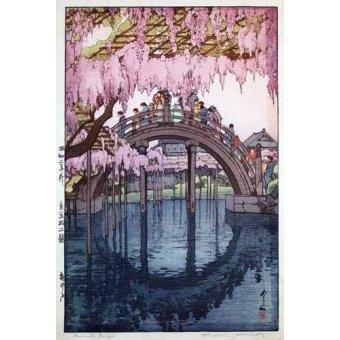 cuadros etnicos y oriente - Cuadro -c613b- - _Anónimo Japones