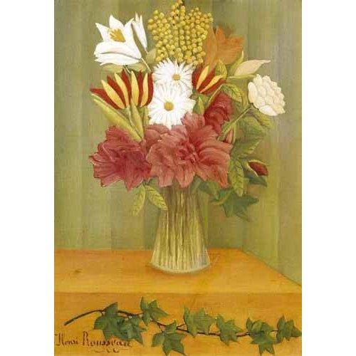 cuadros de flores - Cuadro -Ramo de flores-