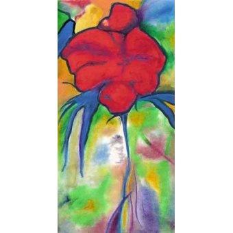 cuadros de flores - Cuadro -Amapoli- - Molsan, E.