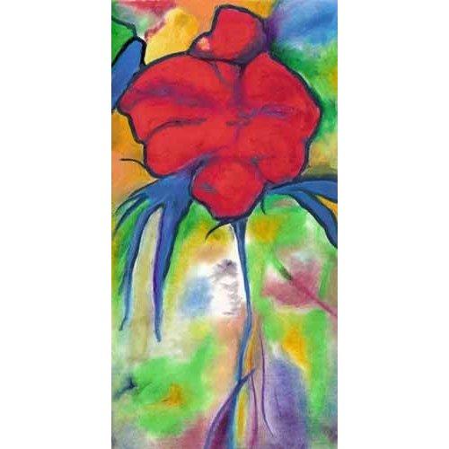 cuadros de flores - Cuadro -Amapoli-