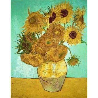 - Cuadro -Girasoles 3- - Van Gogh, Vincent
