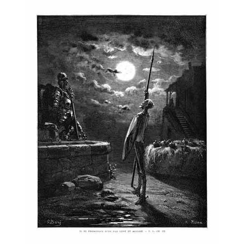 Cuadro -El Quijote 1-22-