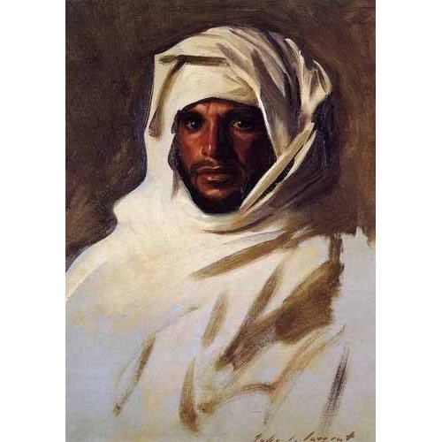 Cuadro -A Bedouin Arab-