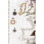 Cuadro -Atlas portugués, 1565 (Diego Homm)- MAPAS