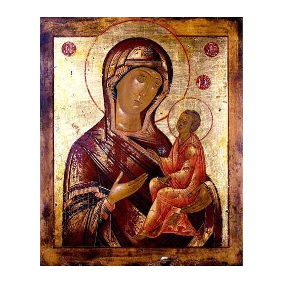 cuadros religiosos - Cuadro -La Virgen Hodogetria-