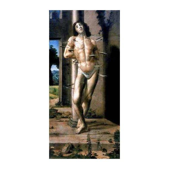 cuadros religiosos - Cuadro -San Sebastian-
