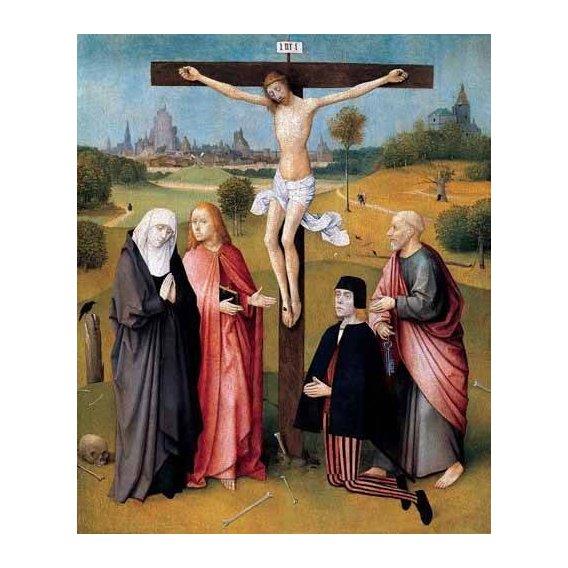 cuadros religiosos - Cuadro -La Crucifixión-
