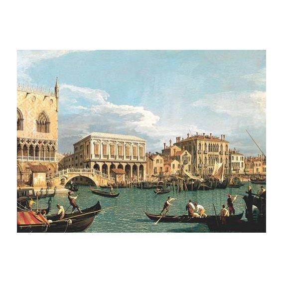 cuadros de marinas - Cuadro -La Mole vista desde San Marco-