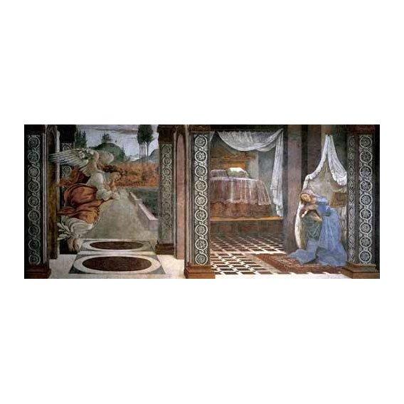 cuadros religiosos - Cuadro -Anunciación-
