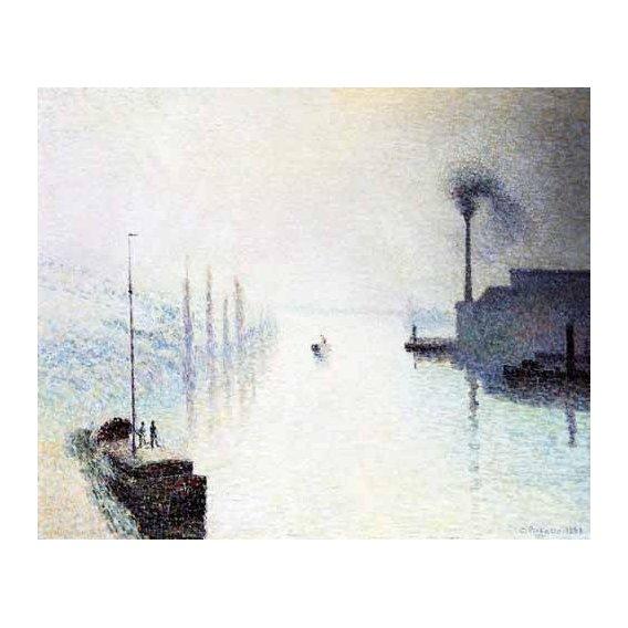 cuadros de marinas - Cuadro -Marina-
