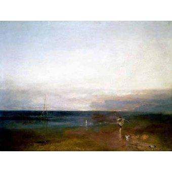 - Cuadro -La estrella vespertina- - Turner, Joseph M. William