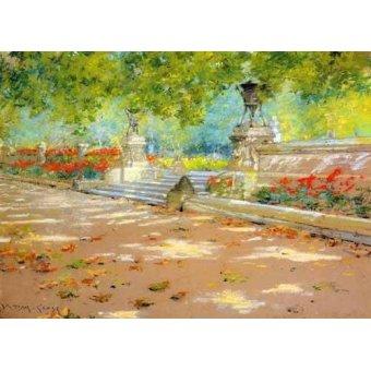 Cuadro -Merritt Terrace Prospect Park-