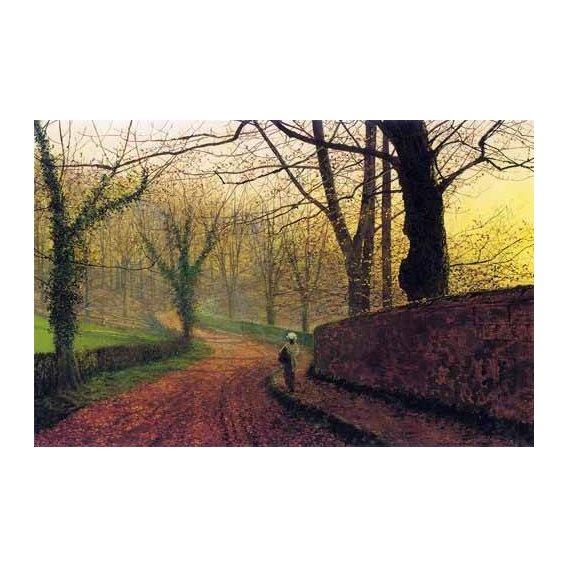 cuadros de paisajes - Cuadro -Stapleton Park near Pontefract-