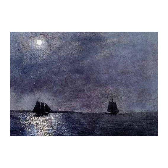cuadros de marinas - Cuadro -Eastern Point Light-