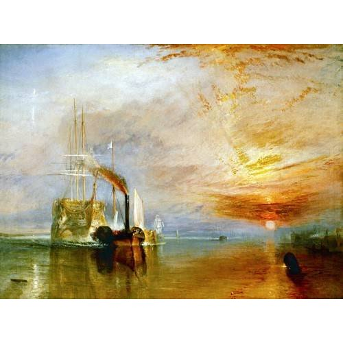 cuadros de marinas - Cuadro -The Fighting Temeraire-