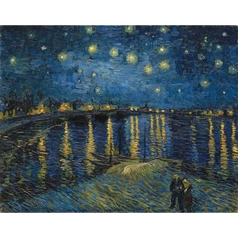 Cuadro -The starry night-