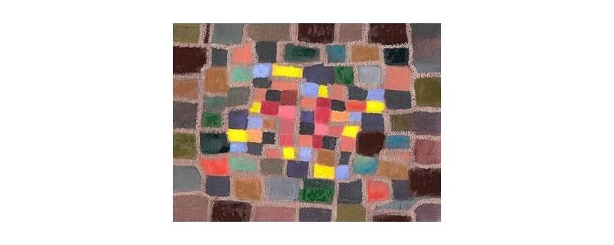 Consejos para combinar cuadros de acuerdo a la decoración del salón - Blog Artisan Gallery
