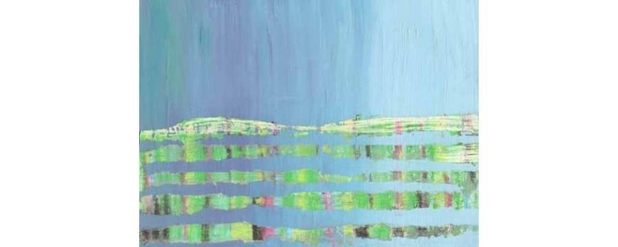 Composición de cuadros abstractos, paso a paso - Blog Artisan Gallery